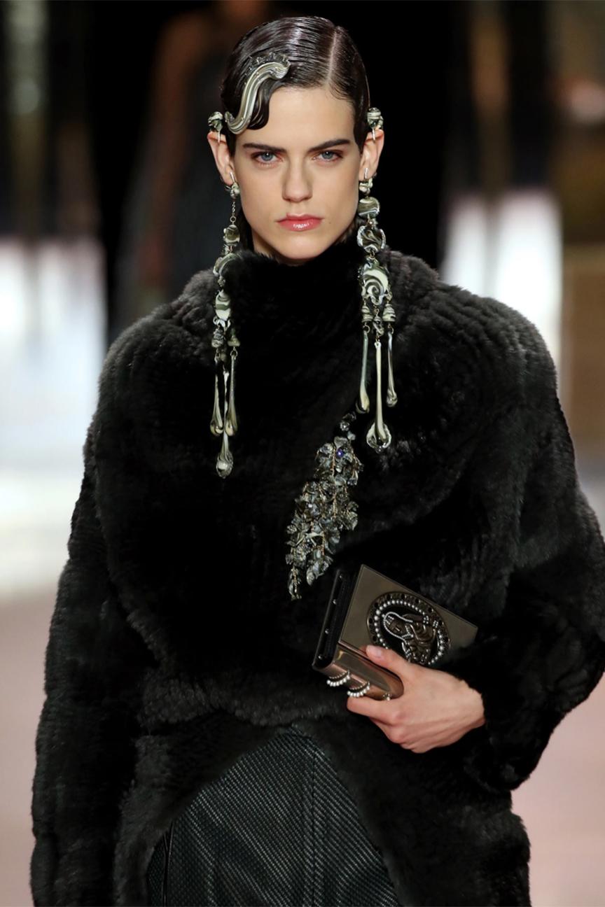 Fendi Haute Couture Spring/Summer 2021